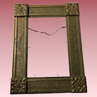 Antique Frame Gilded Gesso Wood Beautiful Design