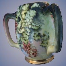 Antique American Lenox Belleek Loving Cup 3 Handles