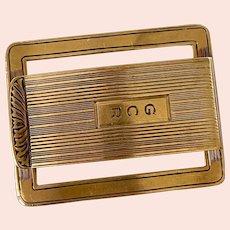 Vintage Tiffany & Co. 14K Yellow Gold Money Clip