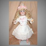 Charming French SFBJ 60 Doll