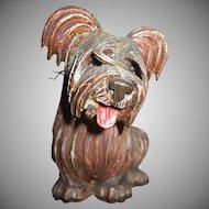 Fantastic Skye Terrier Dog Trinket Holder