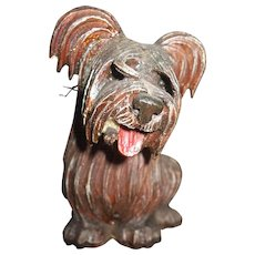 Fantastic Skye Terrier Dog Trinket Holder