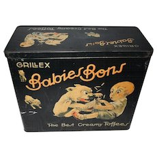 Great Bonzo Dog Toffee Tin