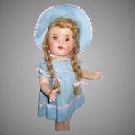 "17"" Adorable Composition Doll"