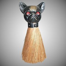 Boston Terrier Dog Or French Bulldog Whisk Brush