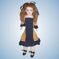 Darling Cabinet Sized Heubach Doll