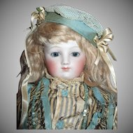 Stunning French Fashion Doll Barrois With Extra Outfit