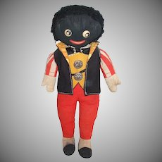 Sweet Old Golliwog Doll