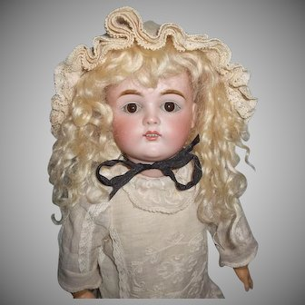 Lovely Kestner 167 Doll On Original Marked Body