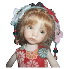 Dianna Effner ARTIST SAMPLE Doll Made And Sculpted By Dianna Effner With Original Box And COA