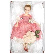 R John Wright 2006 Columbine Doll Original Box And COA