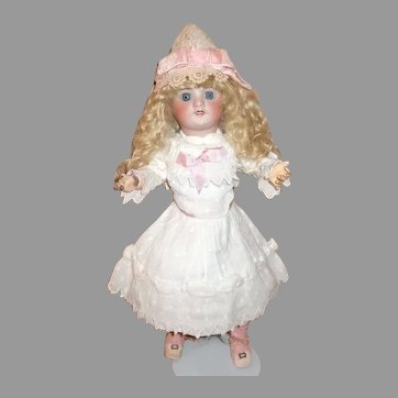 Charming French SFBJ 60 Doll