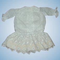 Cute Little Drop Waist Doll Dress