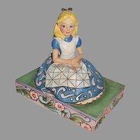 """Disney Showcase Alice In Wonderland """"Awaiting An Adventure"""""""