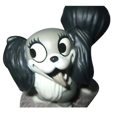 WDCC (Walt Disney Classic Collection) Flirtatious Fifi Dog With Box And COA