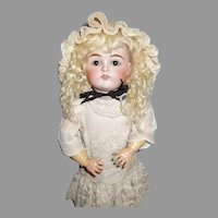 Lovely Kestner 167 Doll On Original Marked Body