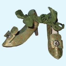 Artist Made Boudoir Doll Shoes #2