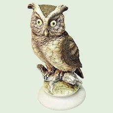 Lefton Owl Figurine KW866