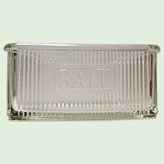 Sneath Salt Box - Jar for Hoosier Cabinet Mission Style