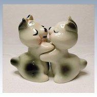 Mid Century - RARE Bunny Hug Set - R. Bendel - aka Ruth Van Tellingen Salt and Pepper