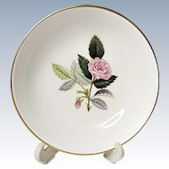 Vintage Wedgwood Bone China - Hathaway Rose - Sweet Dish - Ca. 1959 - 1987
