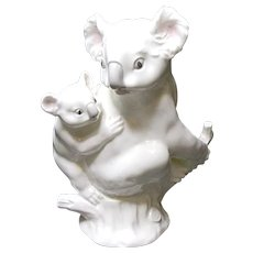 Noritake Bone China Studio Collection Koala and Baby - 1976
