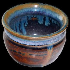 Pottery Bowl Native American Small - Red Tag Sale Item