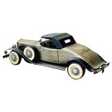 Car Radio Rolls Royce 1931