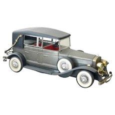 Vintage Car Radio Lincoln 1928 L Convertible