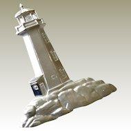 JJ Lighthouse Pin Brooch