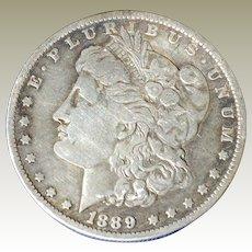 Morgan Silver Dollar 1889-O