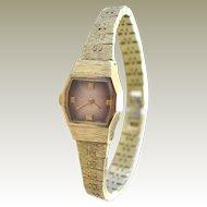 Vintage Wrist Watch Wittnauer Geneve Early 1960s Wristwatch