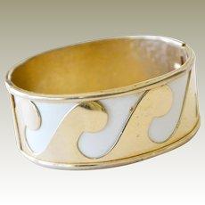 Sarah Coventry Clamper Bracelet
