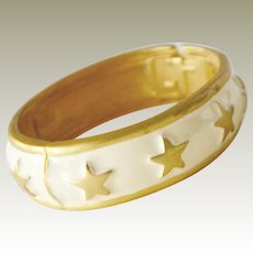 Ann Taylor Clamper Bracelet