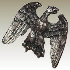Patriotic American Eagle Pin Brooch