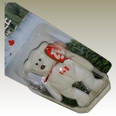 Ronald McDonald Collectible Maple the Bear