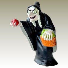 Disney Mattel Snow White Witch with Poison Apples