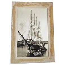 Photograph 5 Masted Schooner Edna Hoyt Ralph F. Blood