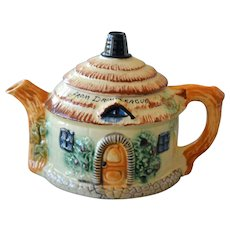 Cottage Tea Pot Drimoleague Ireland Foreign Mark Teapot