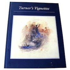 Art Exhibition Catalog Turner's Vignettes 1993