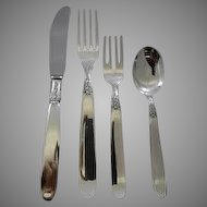 "Buccellati Sterling ""Anacapri"" Dinner Flatware set for 12"