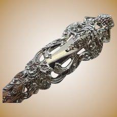Crown Baroque by Gorham sterling Ornate Heavy Flatware set