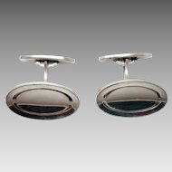 Georg Jensen Sterling Cuff Links #75