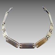 Livingston Sterling Silver Arts & Crafts Necklace