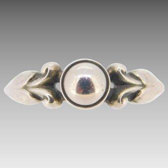 Georg Jensen Sterling Ring #55
