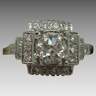 14 Karat 1 1/4 Carat Diamond Ring