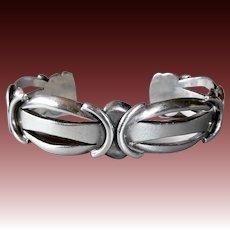 EMMA Melendez 950 Silver Mexican Sterling Bracelet