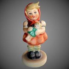 Porcelain Hummel Goebel W. Germany  'Girl with a Doll'