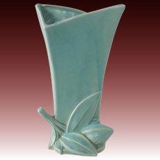 Nelson McCoy Art Pottery Lily Bud Vase