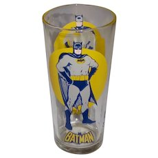 Batman 1976 Pepsi Tall Drinking Glass
